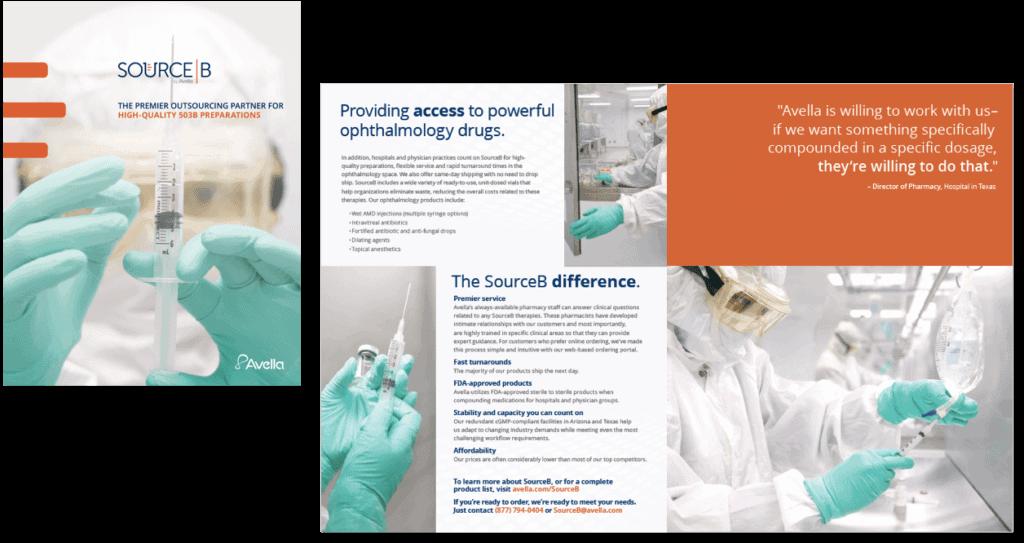 healthcare branding firms